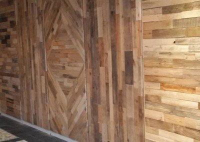 3108bv Hilversum Steigerhout op maat gemaakt ook voor houten wanden voorbeelden