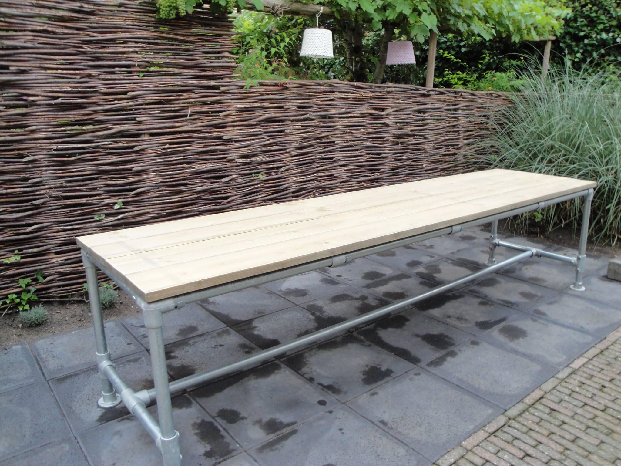 Tuinmeubels   3108 Design eigentijds houten maatwerk   Hilversum
