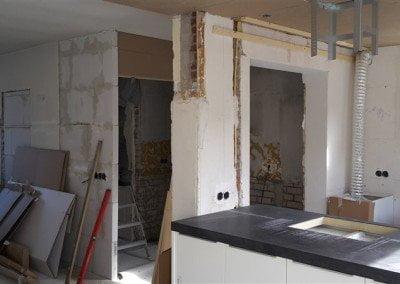 Verbouwen keuken Baarn