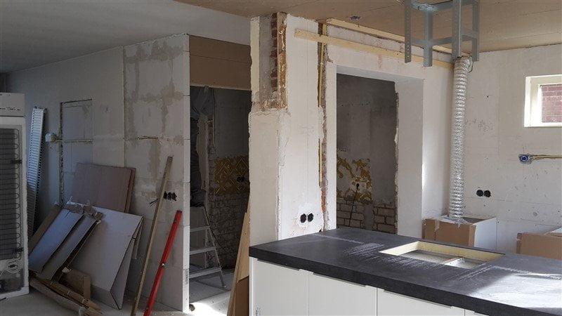 Keuken Design Hilversum : Verbouwen keuken baarn design eigentijds houten maatwerk