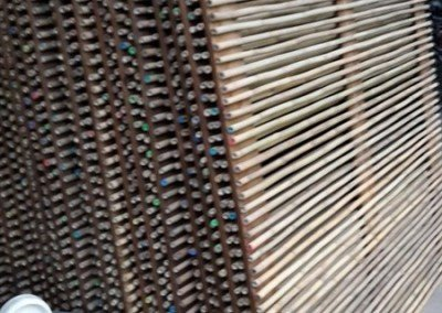 Bamboe schermen 3108 Design  Hilversum