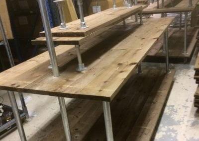 nieuwe tafels euro light